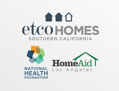 New health care facility under construction with etco HOMES as Builder Captain