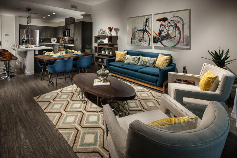 Spacious living areas and chic design are two of the features you get when you buy a new home in Marina del Rey.