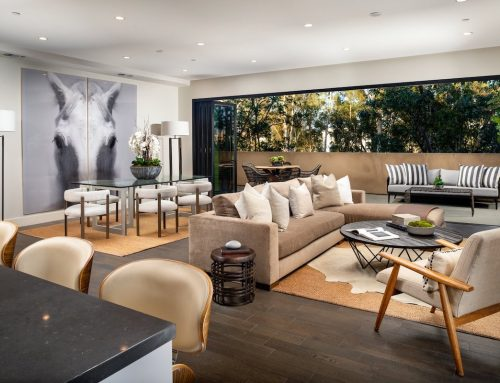 Historic Gardens Bring the Outdoors Inside this Modern Pasadena Home