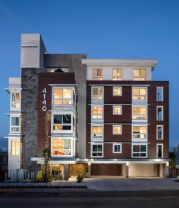Distinctive architecture is just one of the features people fall in love with when relocating to Los Angeles and buying a new luxury condo at X67 Lofts.